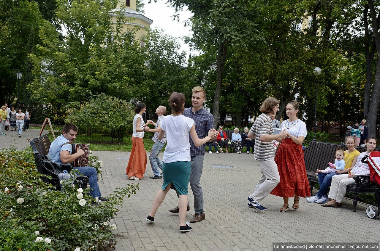 Народные танцы в Гомеле