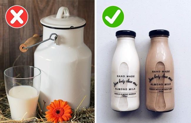 © pixabay  © pixabay  Почему нельзя: Условия, вкоторых добывается свежее молоко, нельзя