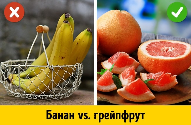 © pixabay  © depositphotos  Грейпфрут считается №1в борьбе слишним весом , поскольку