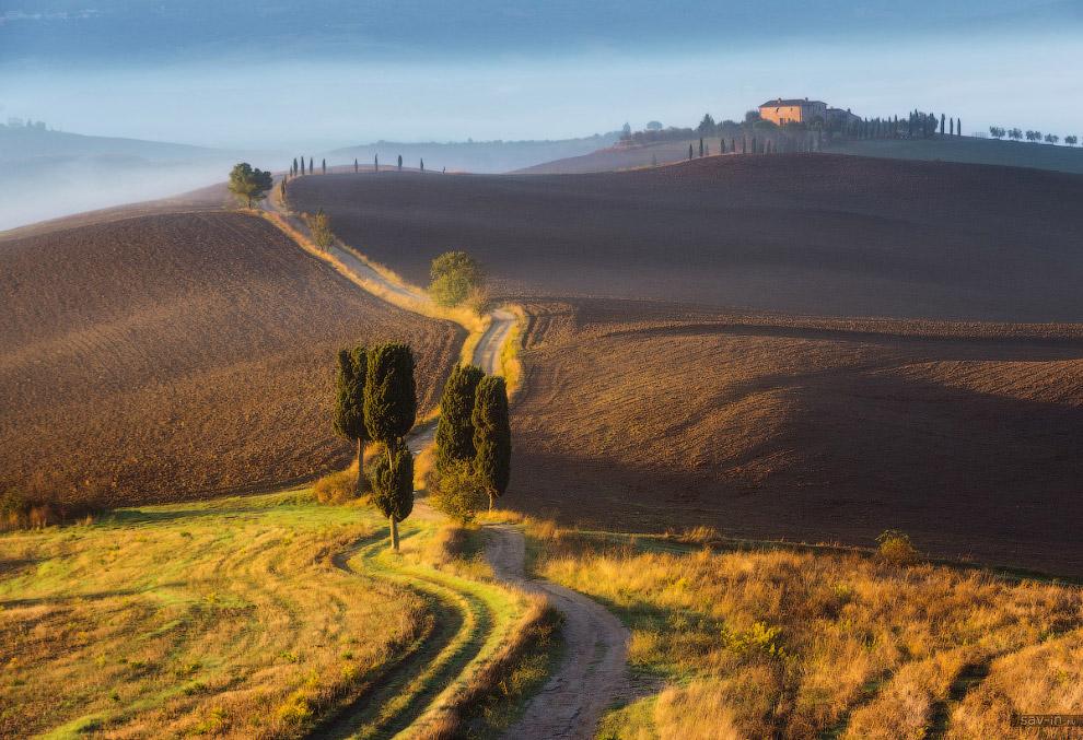 Завершая свои впечатления от Тосканы хочется выделить главное — восхищение от того, как человек