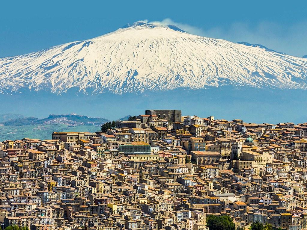 Ганджи, Сицилия (Италия) В этой итальянской деревушке можно обзавестись жильем за символическую цену