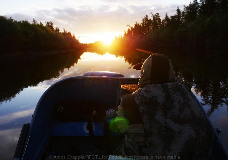 В Якутии новая «золотая лихорадка» — охота за бивнями мамонтов (36 фото)