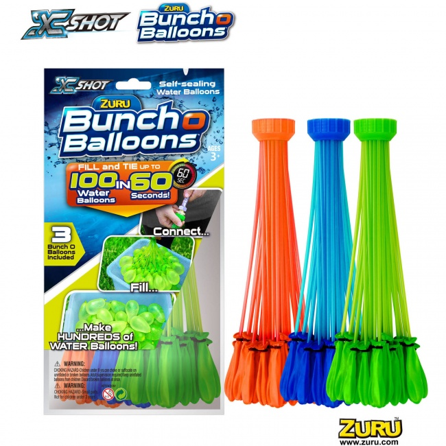 © bunchoballoons  Напроизводство приспособления, благодаря которому можно за1минуту наполни