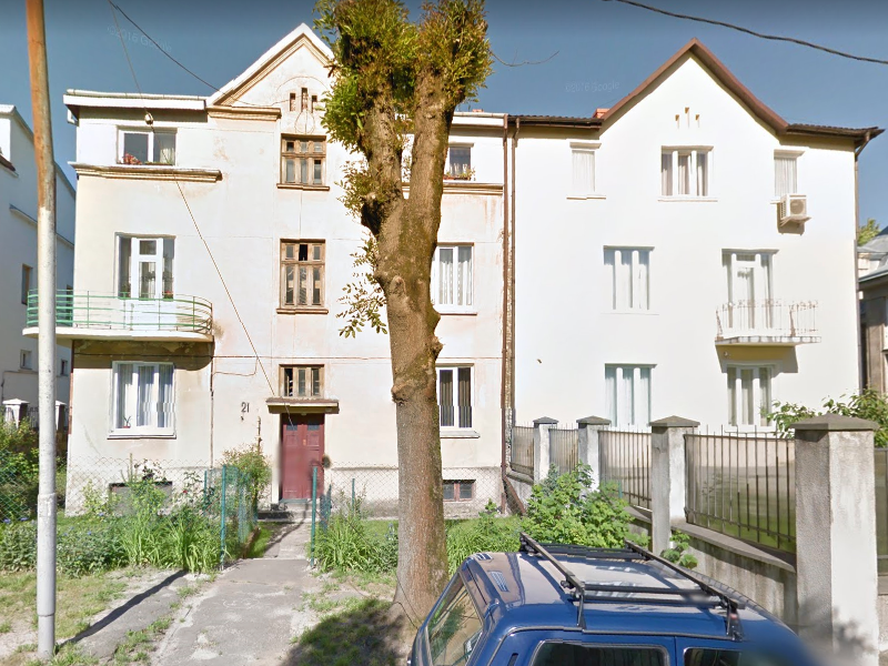 ул. Карпинца, дома 21 и 23