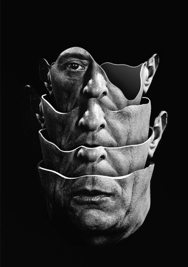 5. Art of Collage by Abdo Assan The Egyptian graphic designer Abdo Assan uses collage to create comp