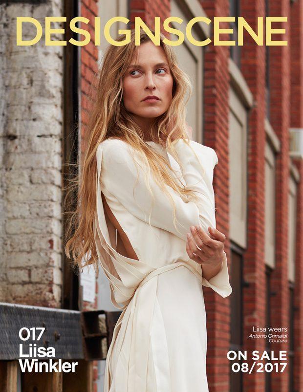 Liisa Winkler in Antonio Grimaldi Couture for Design SCENE #017 by Alvaro Goveia What are your main