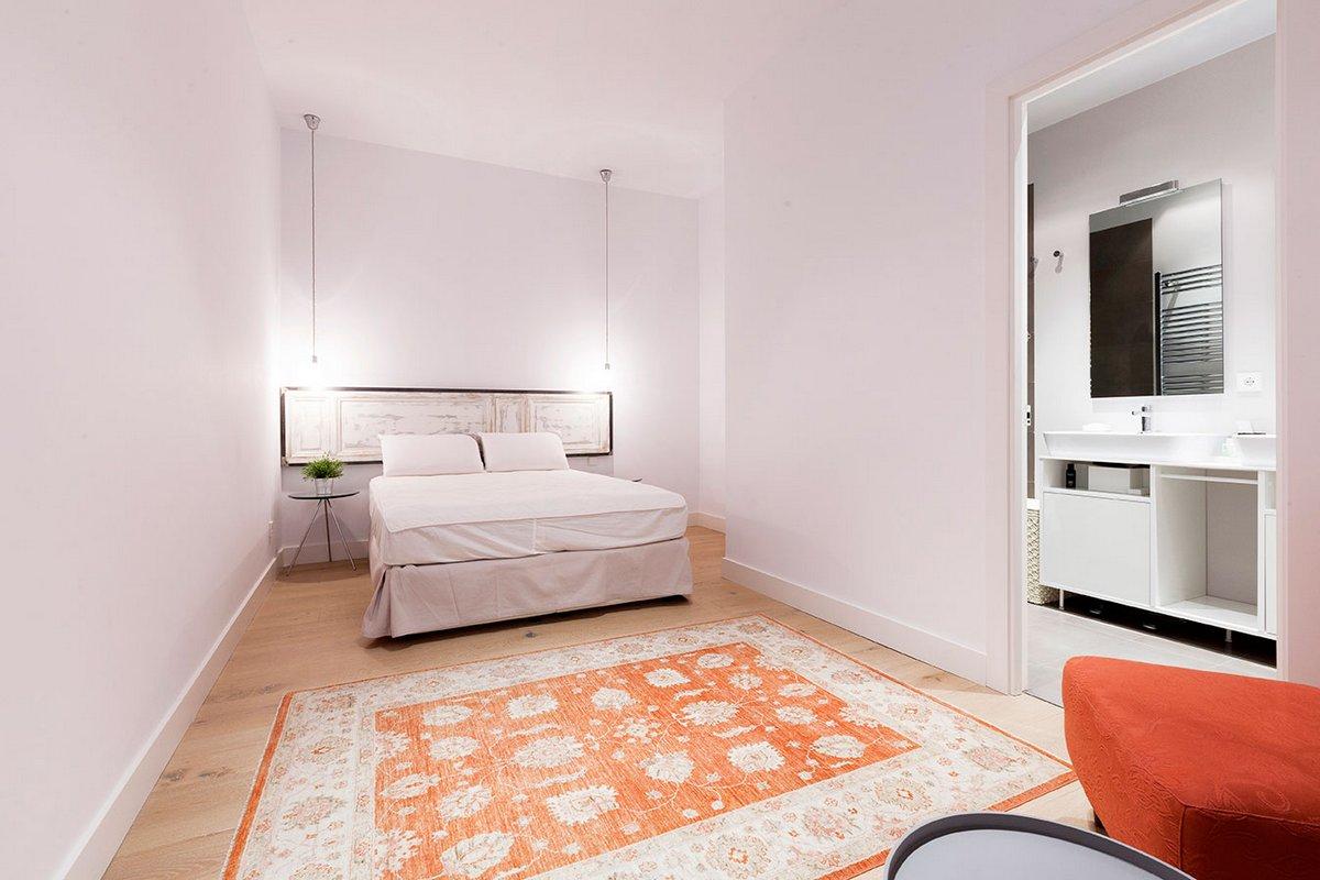 Апартаменты в Мадриде от Simona Garufi