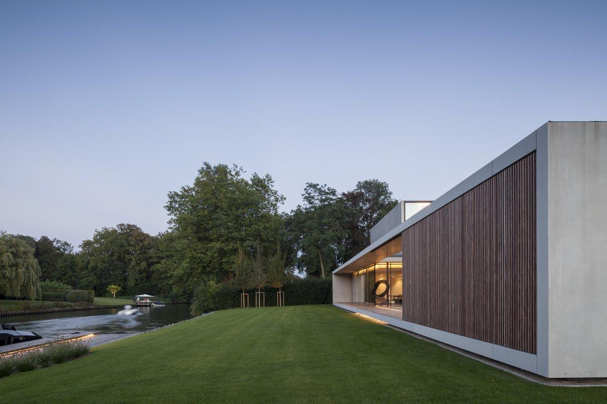 Холостяцкая резиденция в Бельгии