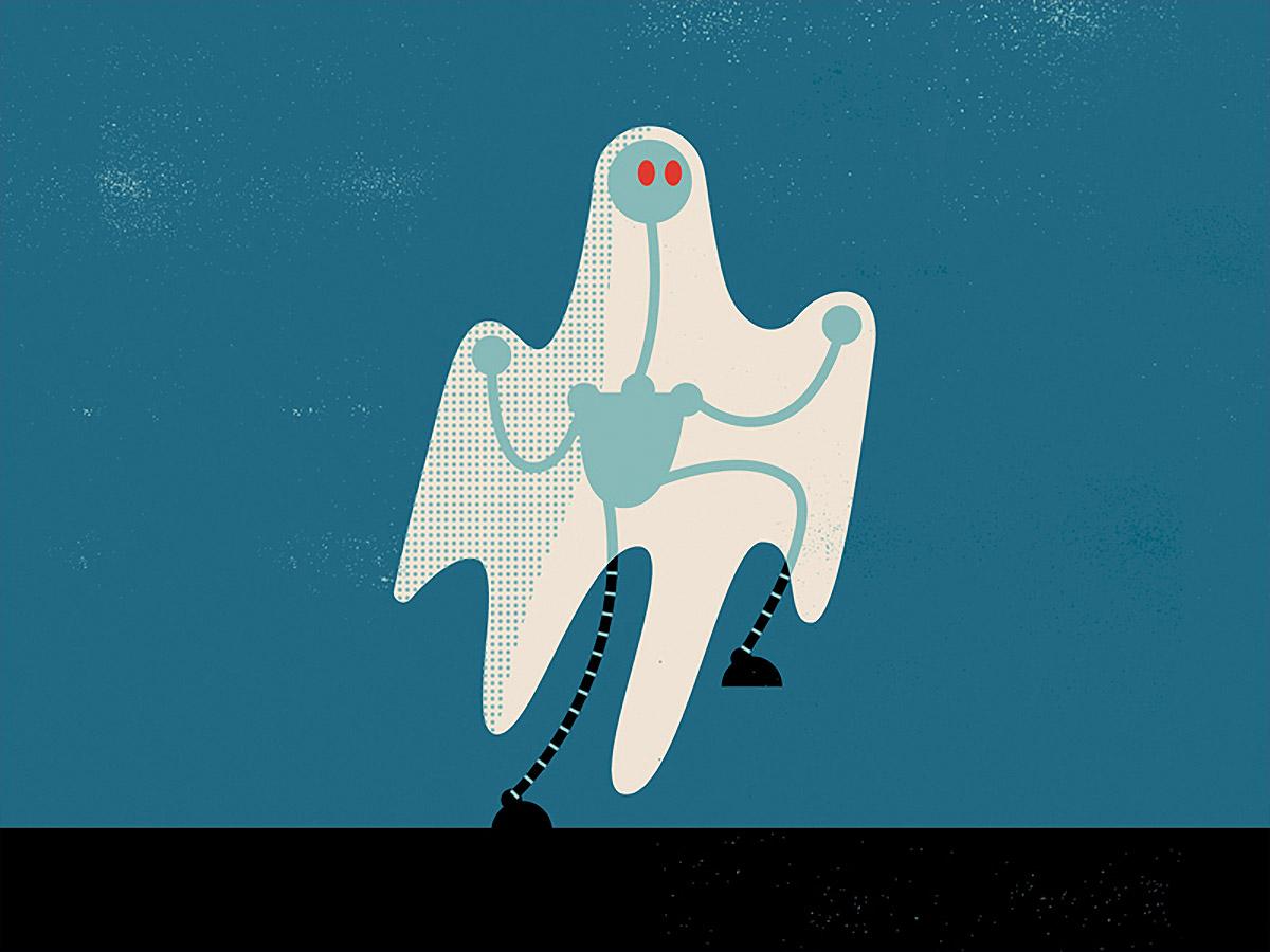 Cool Illustrations by Matt Stevens