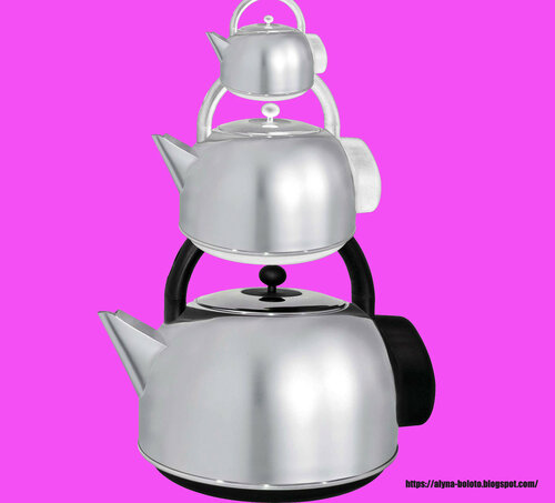 Пирамида чайников
