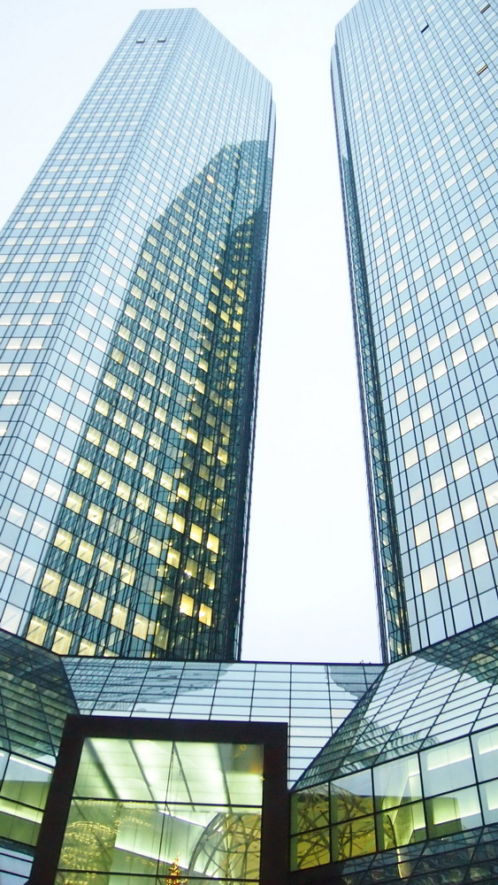 Дойче Банк Франкфурт