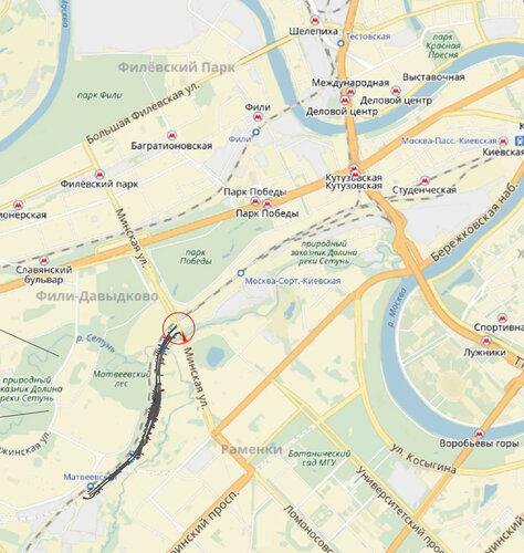 Маршрутки Днепра на карте. Маршруты общественного транспорта Днепра 28