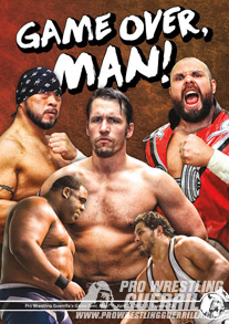 Post image of PWG Game Over, Man