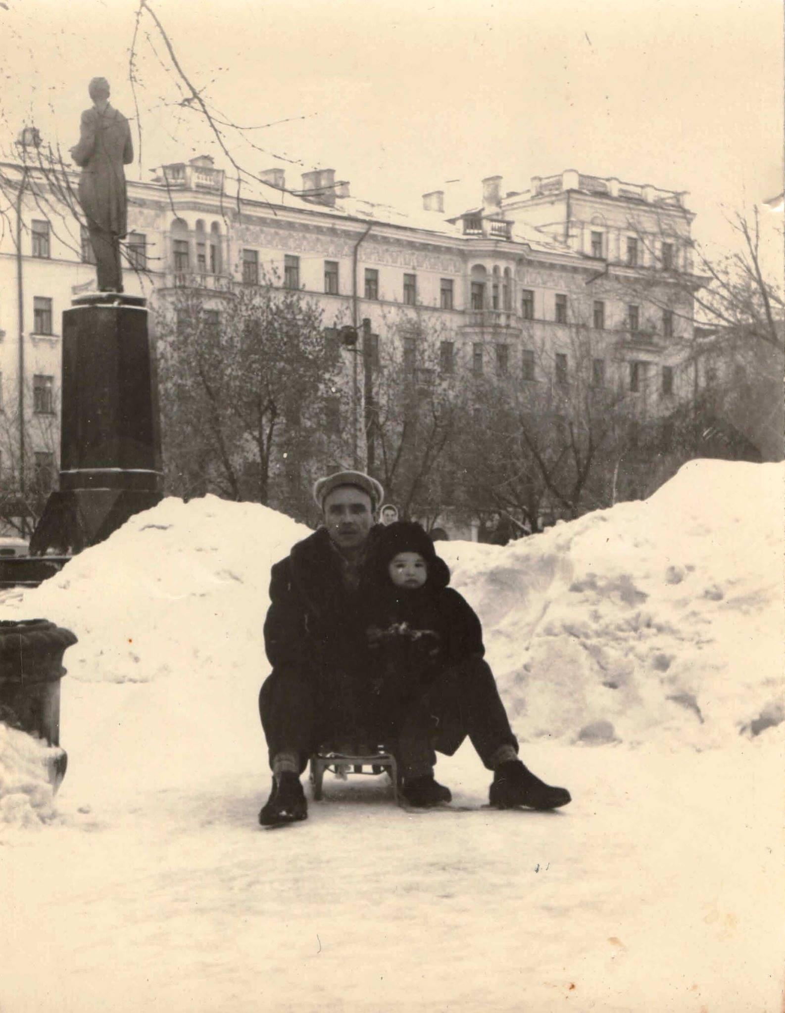 1966. Сквер Тукая