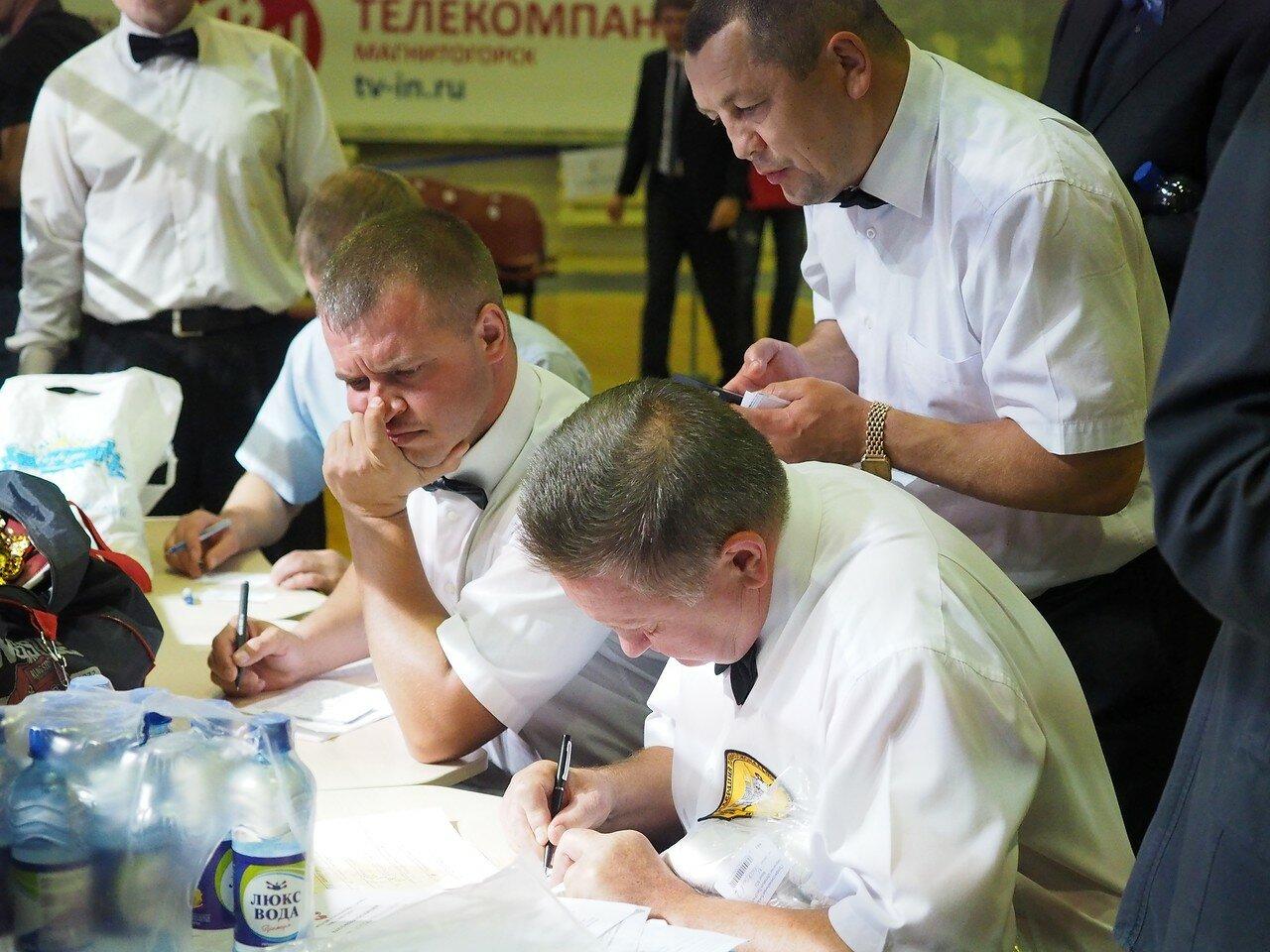 3 Вечер профессионального бокса в Магнитогорске 06.07.2017