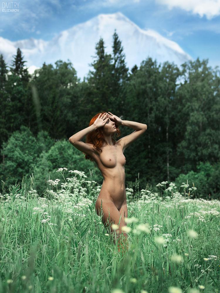 Красивое «Ню» Дмитрия Елизарова