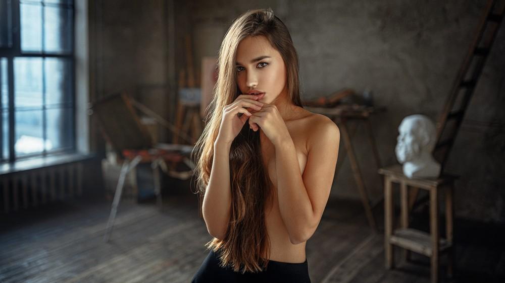 «Ню» Георгия Чернядьева
