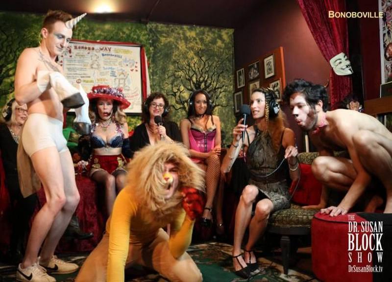 Извращенцы платят $300 в час, чтобы почувствовать себя животными