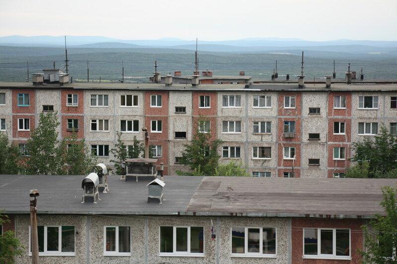 56. Хибины. Кировск, Мурманская область.JPG