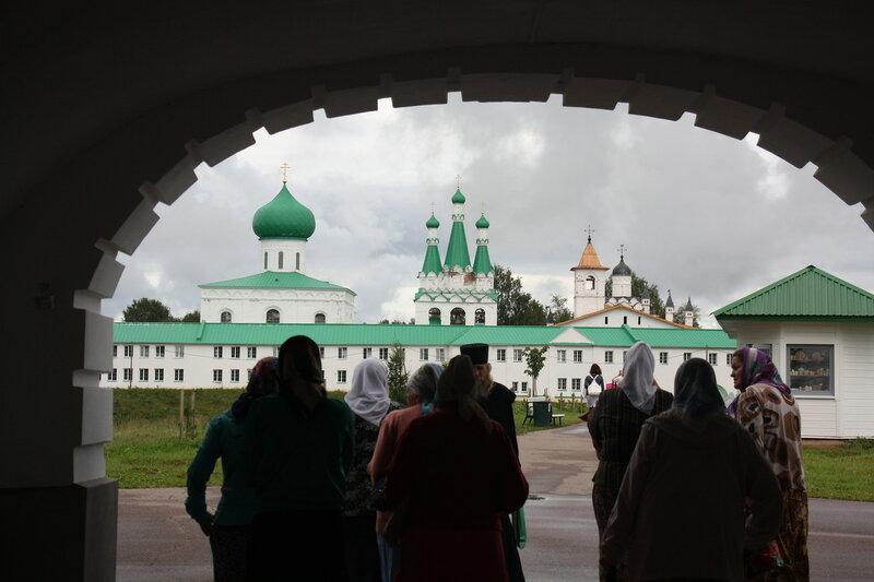 70. Александро-Свирский монастырь, Ленинградская область.JPG