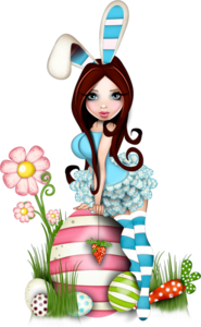 Easter bunnies
