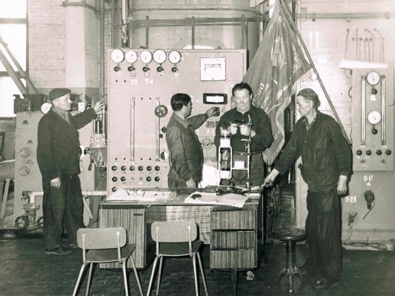 История промышленности России в фотографиях: АО «Завод резинотехнических изделий» (Ростов-на-Дону)
