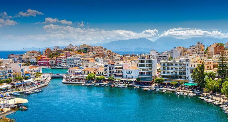 Греция Остров Крит