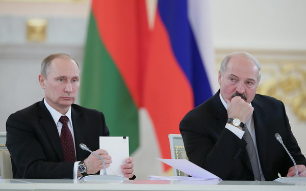 Путин и Лукашенко встретятся на заседании Высшего госсовета двух стран