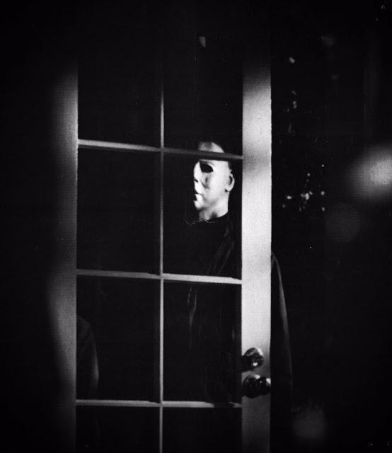 За кадром съемок фильма «Хэллоуин» — классики ужасов