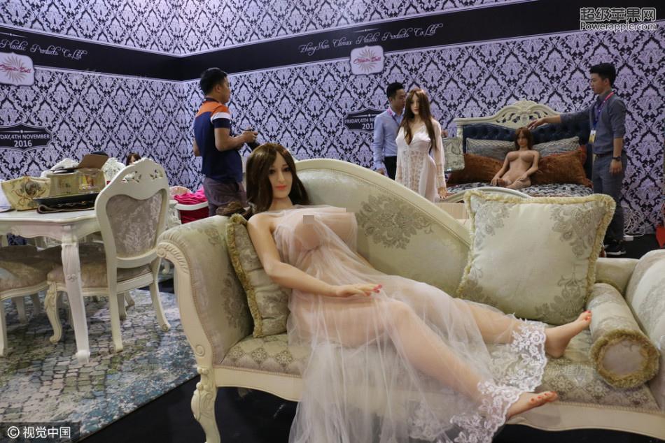 Как прошел крупнейший в Китае секс-фестиваль