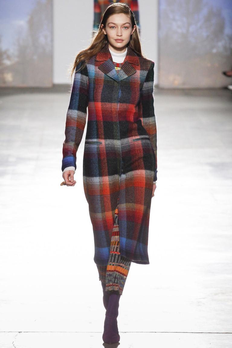 Неделя моды в Милане: Missoni осень 2017