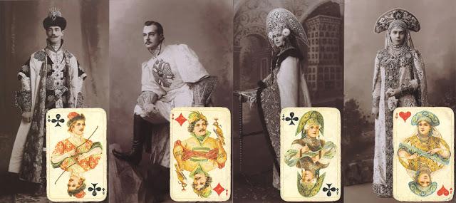 В 1911 году на немецкой фабрике карточных игр фирмы «Дондорф» (Франкфурт-на-Майне) были разработаны