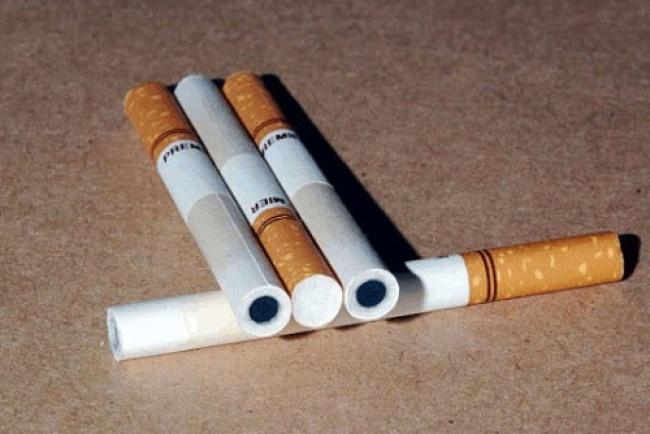 © marketingshmarketing.net  В1988, когда даже пассивное курение стало рассматриваться как сер