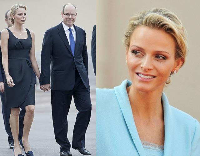 Шарлен Уиттсток, княгиня Монако К этой девушке успех тоже пришел отнюдь не из-за свадьбы с князем. Е