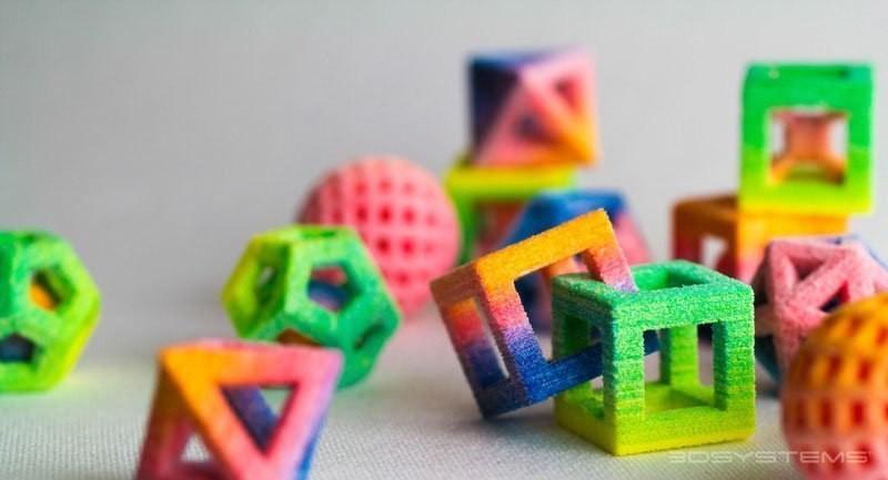 ChefJet — 3D-принтер, печатающий конфеты (11 фото)