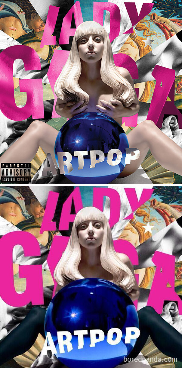 Альбом Леди Гаги Artpop.