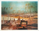 Ned Kelly 1973 by Sir Sidney Nolan 1917-1992