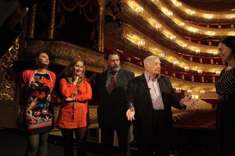 Программу «Век Юрия Любимова» посвятят 100-летию содня рождения мастера