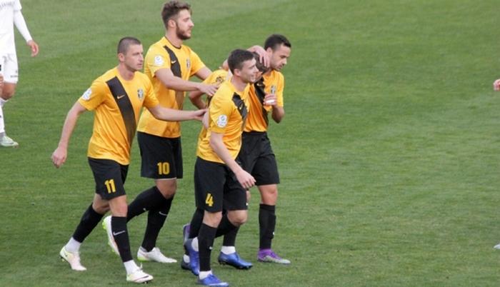 Александрия впервый раз вистории забила шесть голов заматч