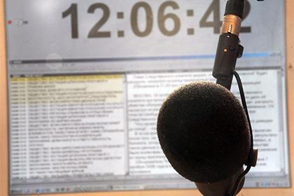 Неизвестные вторглись нанижегородскую радиостанцию ипопытались захватить эфир