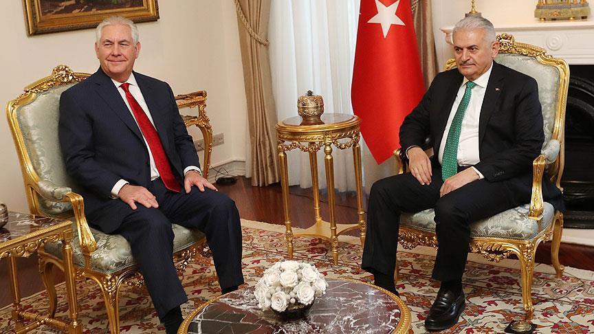 Анкара непланирует выводить войска изСирии вближайшее время