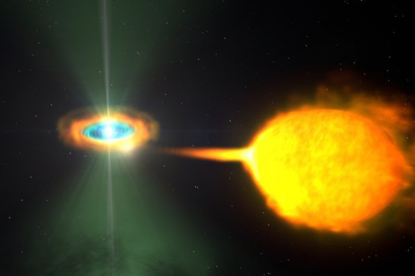 «Гора» назвезде: ученые изПольши сделали интересное открытие вастрономии