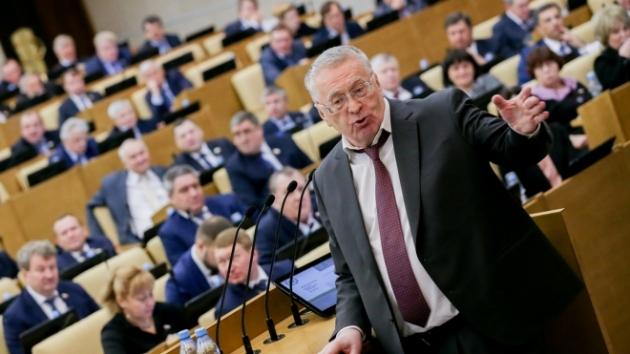 Жириновский пообещал выпить шампанское заимпичмент Трампа