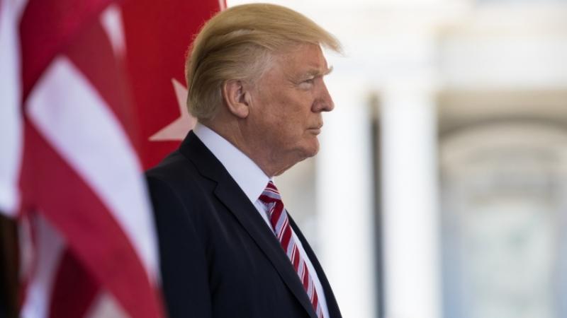 Трамп отложил решение обучастии США всоглашении поклимату