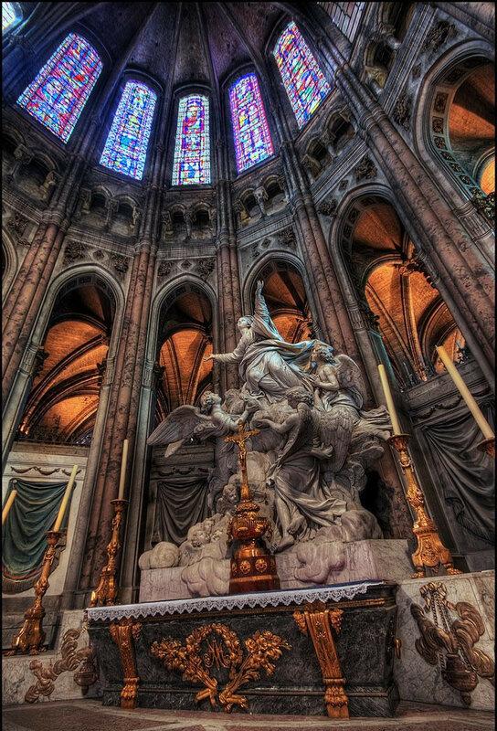 Cath'edrale Notre-Dame de Chartres