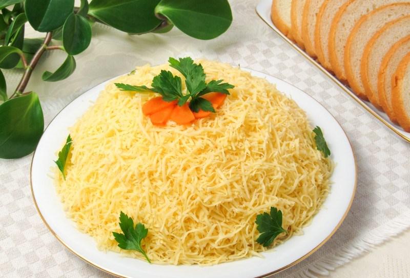 Салат белая ночь рецепт с фото пошагово филе