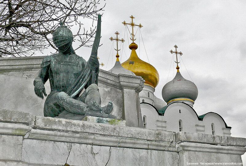 57. Новодевичий монастырь. 02.04.09.3доп.JPG