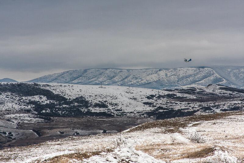 Полет над горой Агармыш