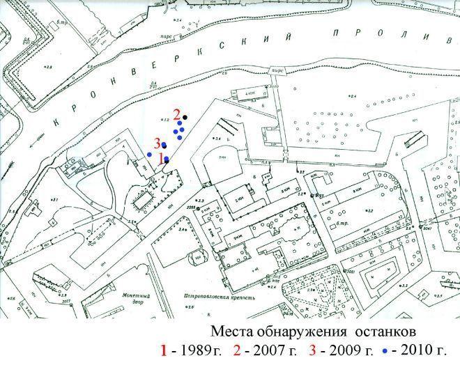 Петропавловская крепость. Схема Красный террор.jpg