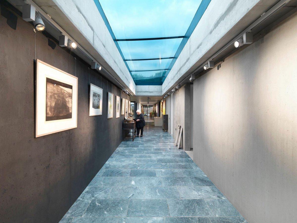 Картинная галерея в частном доме